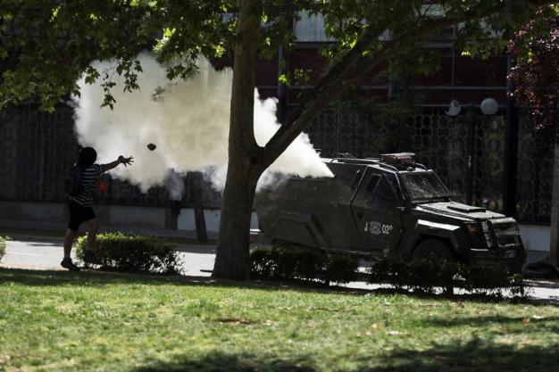 Protestas en Chile: sube a 11 cifra de muertes
