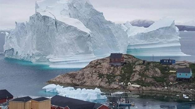 EEUU ya había intentado comprar la atractiva Groenlandia
