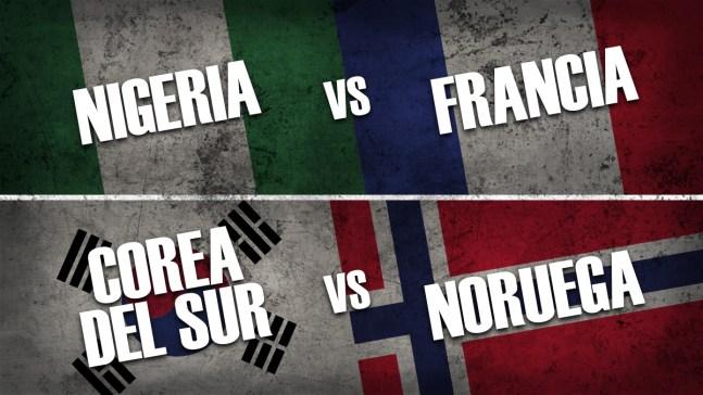 Copa Mundial Femenina: aquí detalles los partidos del lunes