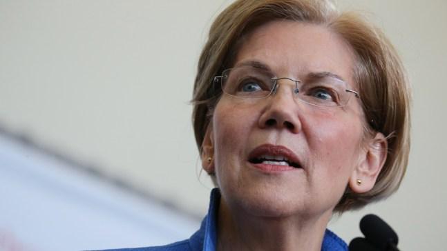 La senadora Elizabeth Warren revela prueba de ADN