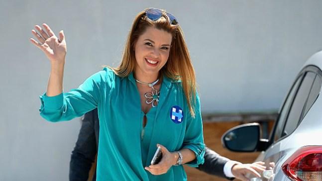 Alicia Machado viral al nombrarla Clinton en debate