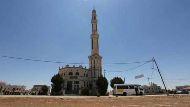 Única en el mundo: la increíble mezquita de Jesucristo