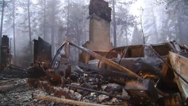 Evacuados pueden regresar a sus hogares tras incendio Camp