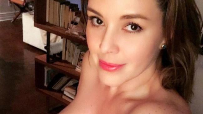 Alicia Machado genera revuelo tras mostrar sus senos