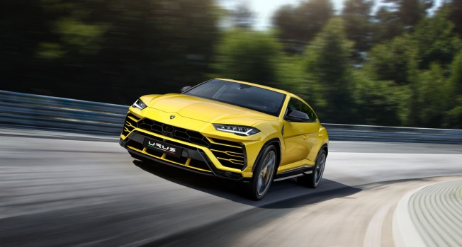 Lamborghini y su primer SUV, el más rápido del mundo