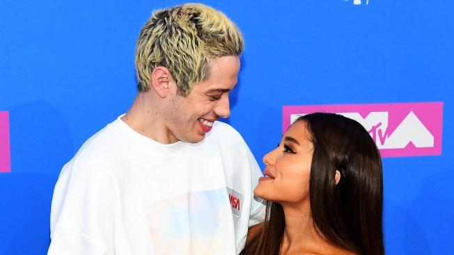 TMZ: Ariana Grande cancela planes de boda con Pete Davidson y vuelve a la soltería