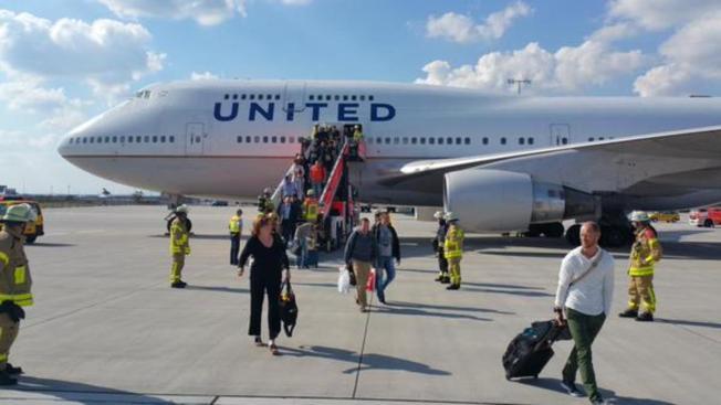 Desviado vuelo de United con destino a SFO