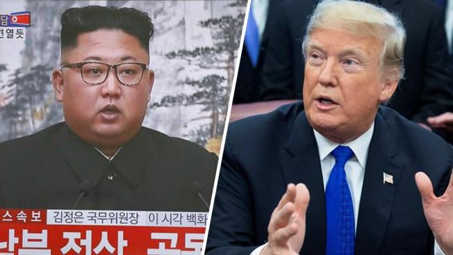Trump anuncia en Twitter retiro de últimas sanciones económicas a Corea del Norte