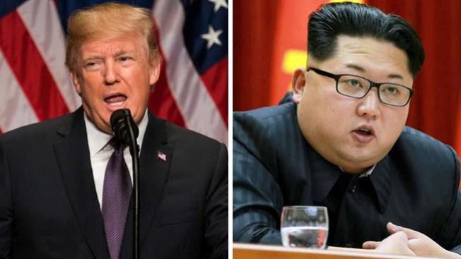 """Trump augura """"tremendo éxito"""" en reunión con Kim Jong-Un"""