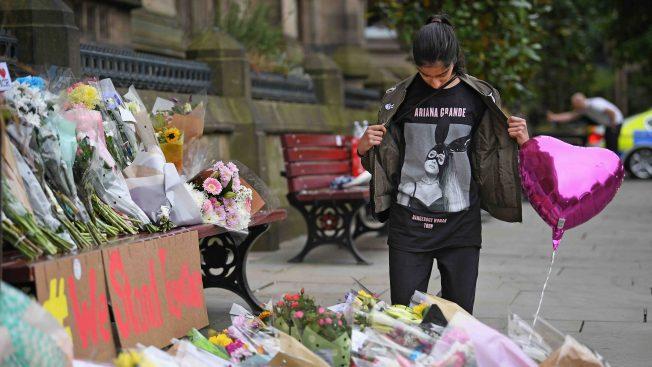 Ariana Grande fue nuevamente objetivo terrorista