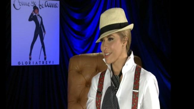 Gloria Trevi presenta su lado masculino