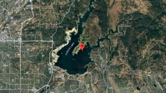 Policía: cuerpo encontrado en lago Folsom es de hombre desaparecido en abril