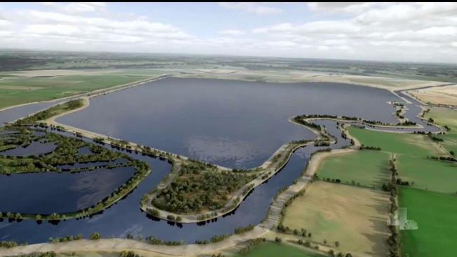 Newsom realiza cambios a un gran proyecto de agua