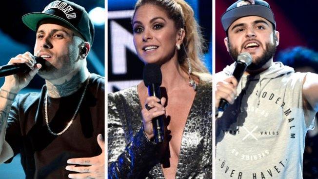 Sigue aquí los Latin American Music Awards