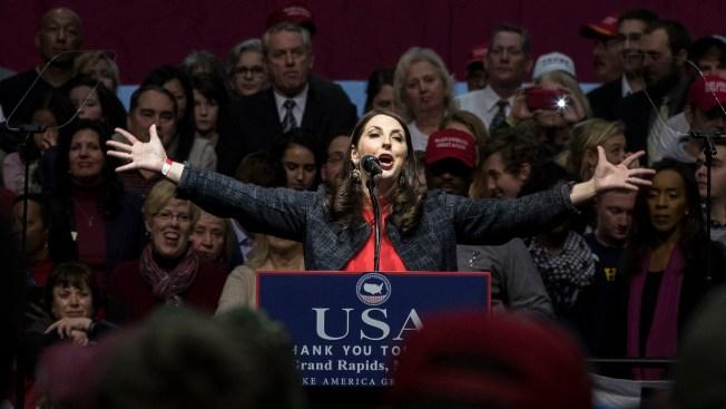 Sobrina de Romney será presidenta del Partido Republicano