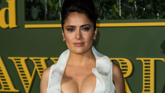 """Hayek: """"enfurecida"""" por poca atención a latinos en los Óscar"""