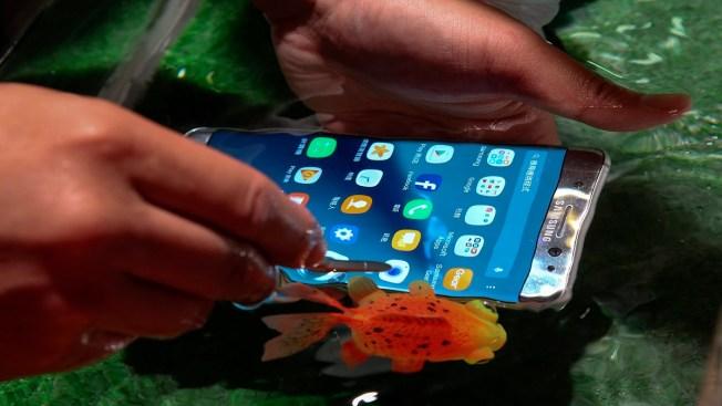 Samsung retira Galaxy Note 7 por explosión de baterías