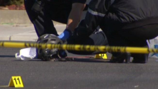 Ciclista golpeado mortalmente por auto en Sunnyvale