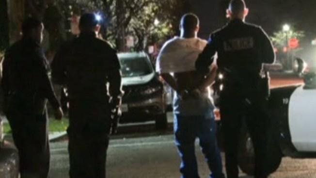 San Mateo: arrestan a 2 tras intensa búsqueda