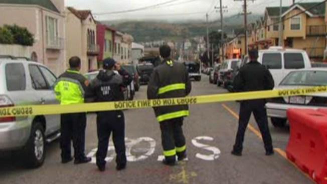 Hombre atrincherado por 14 horas en San Francisco
