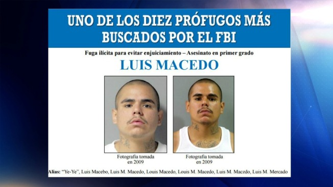 10 mas buscado fbi: