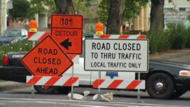 Van Ness permanecerá cerrada durante el fin de semana