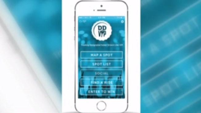 App para conductores designados en California