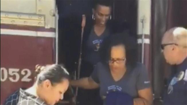 Demandan por supuesto incidente racistas en tren turístico de Napa