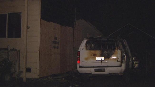 San José: incendio deja a 12 personas desplazadas