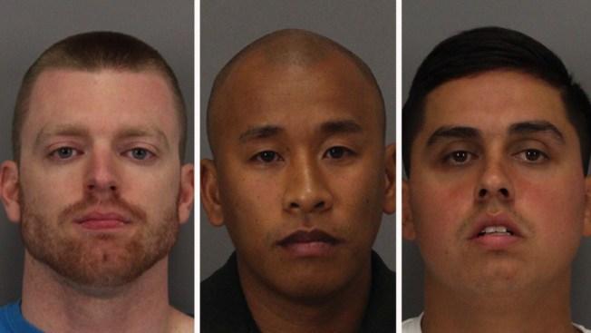 Oficiales formalmente acusados por el asesinato de recluso