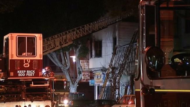Muere padre de familia herida durante fuego en Mission