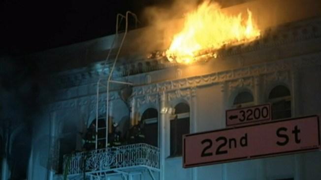Ayuda para negocios desplazados por fuego en Mission