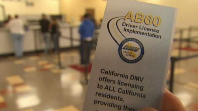 AB 60: cambios a requisitos para solicitar licencia