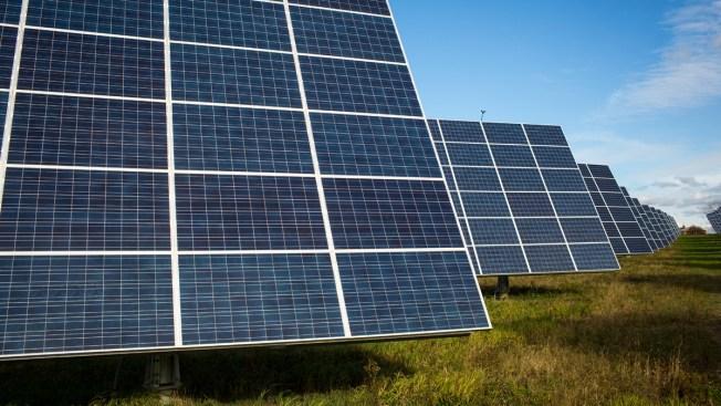 Apple construye granja solar de $850 millones