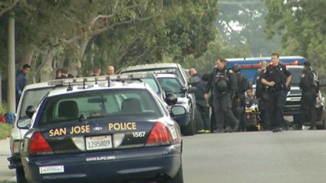 Robo y persecución de San José a Sunnyvale