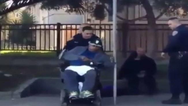 Investigan incidente contra discapacitado