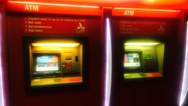 Aumentan los robos en cajeros automáticos