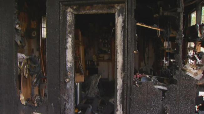 Incendio Valley: reportan saqueos en medio de la devastación
