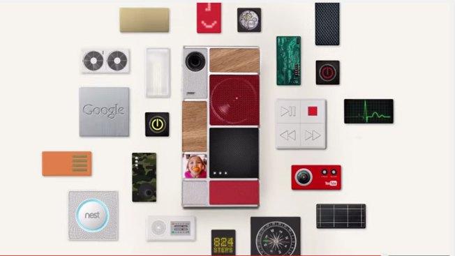 Teléfono inteligente con piezas intercambiables