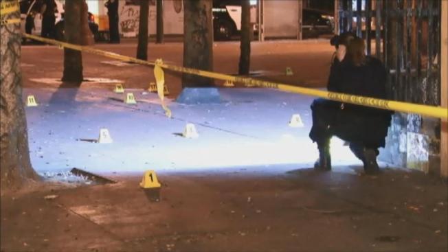 San Francisco: 3 heridos en 2 tiroteos