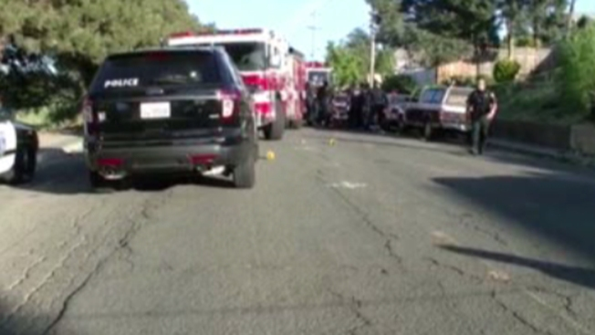 Dos hombres heridos durante tiroteo en Vallejo