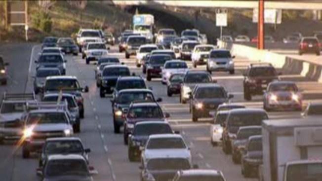Semáforos para aliviar el tráfico en la 85