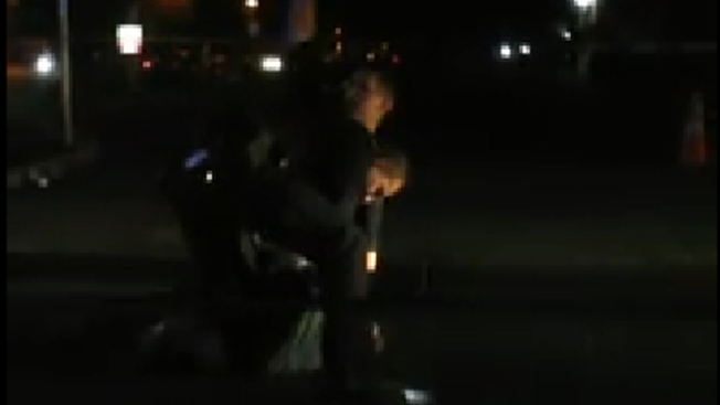 Captado en cámara arresto en San José