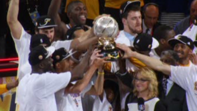 Final NBA: Curry y Warriors los favoritos para ganar