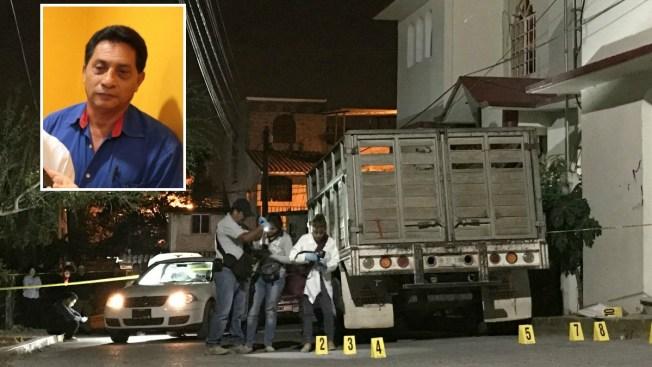 Dirigente partidista asesinado en Guerrero