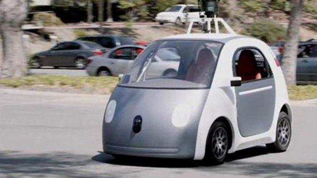 Google: lista nueva versión de autos que se manejan solos