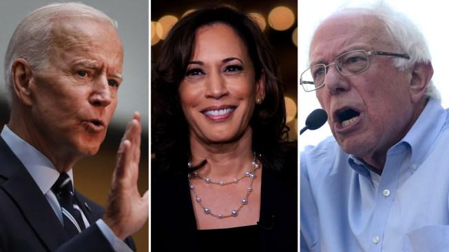 Quiénes son los precandidatos demócratas que llevan la delantera