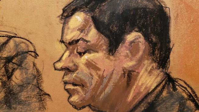 Exfiscal rechaza dichos en juicio contra El Chapo