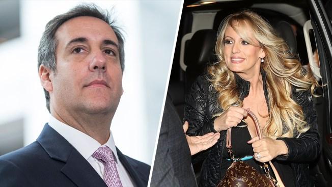 Trump admite que Cohen lo representó en polémico caso
