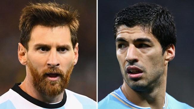 Messi ya está en la Argentina